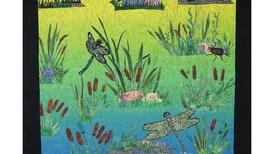 National quilt exhibit raises awareness of endangered species
