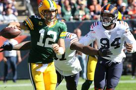 Aaron Rodgers tells Bears fans 'I still own you,' and he's not wrong