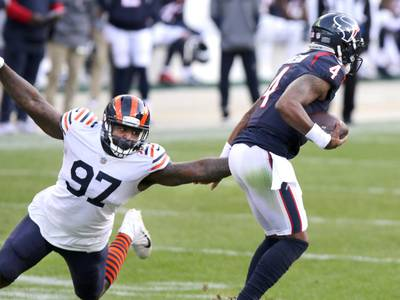 Nagy: Bears knew of Mario Edwards incident, charges