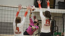 Volleyball: Rock Falls makes quick work of Byron in two-set win