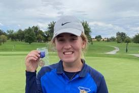 Golf: Marquette's Kaitlyn Magoonaugh wins playoff, Tri-County Conference girls title