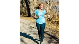 Channahon woman running a marathon for single mom she's never met