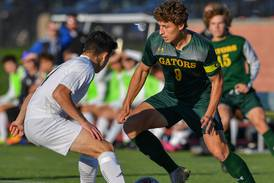 Boys soccer: Crystal Lake South beats Carmel, gets date in sectional final