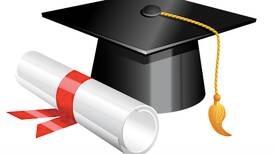Shelia Hart-Weber graduates from Dakota State University