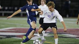 Boys Soccer: Jackson Irby's late goal sends Downers Grove North past Downers Grove South into regional final
