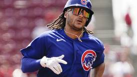 Cubs place Michael Hermosillo on 10-day Injured List