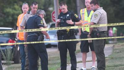 Polo toddler died of gunshot wound, coroner says
