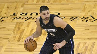 AP source: Vucevic being traded by Magic to Bulls