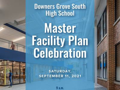 Downers Grove South ribbon cutting to mark renovation