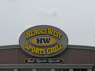 Mystery Diner in Joliet: Heroes West big on portions and flavor