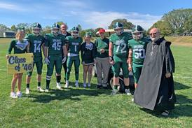 Alumni flock to St. Bede for homecoming and reunion celebrations