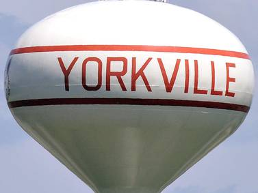 Yorkville's future water supply focus of open house Tuesday at City Hall