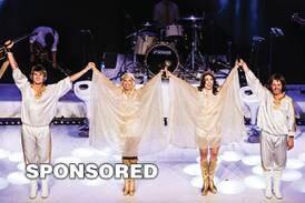 ABBA Mania Comes to Raue Center in October!