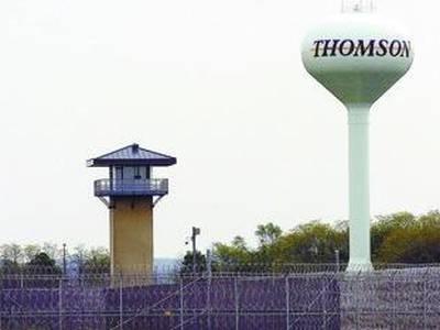 Retention bonus OK'd for Thomson prison staff