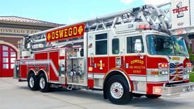 Damage estimated at $5,000 in Boulder Hill garage fire