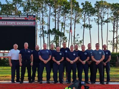 Batavia fire chief leads hurricane relief effort in Louisiana