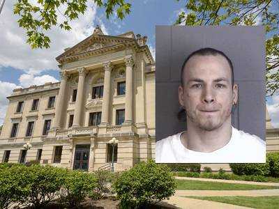 Sycamore man accused of home invasion, threatening man with knife over cellphone password