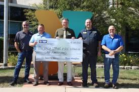 NAPA AutoCare Centers donate to YMCA