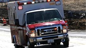 Aurora man injured in crash on Galena Road in Little Rock Township