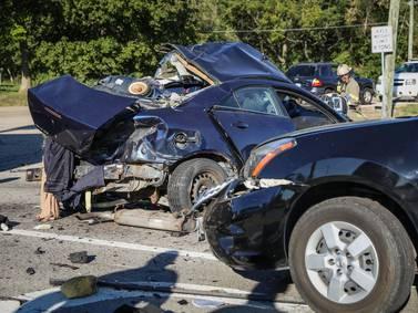 Coroner IDs Woodstock woman killed in fatal multi-vehicle crash north of Marengo