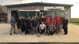 MABAS 25 members return from Louisiana after aiding Hurricane Ida recovery
