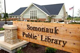 Friends of the Somonauk Library to hold book, bake sale fundraiser