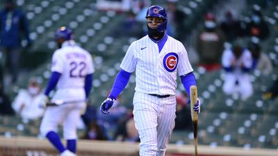 Opening Day: Cubs fail to perform in frigid conditions