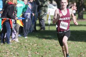 L-P Cross Country Regional: Morris has strong showing, L-P, Ottawa, Streator advance runners