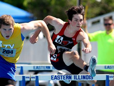 Photos: Class 1A Boys Track and Field State Meet