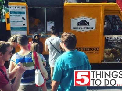 5 things to do in McHenry County: Truck Off in Woodstock and Art on the Fox in Algonquin