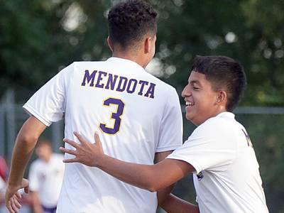 Photos: Mendota vs Streator boys soccer