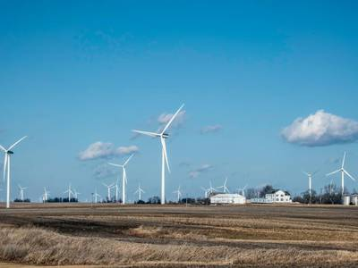 See how much of its wind energy potential Illinois uses