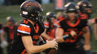Key pass plays lift Milledgeville to victory over Amboy