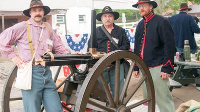 Civil War memorabilia and collector arms show planned at DuPage fairgrounds