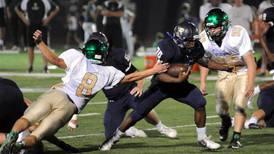 IC Catholic Prep senior running back Kyle Franklin finds college home at Indiana State