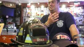 'Can't forget what happened': DeKalb firefighter remembers fallen cousin two decades after 9/11