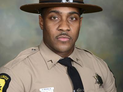 Illinois trooper's expressway shooting death ruled suicide