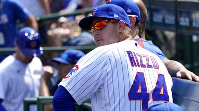 Cubs deal first baseman Anthony Rizzo to Yankees