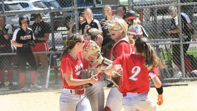 SOFTBALL: Oregon gets late runs to top Erie-Prophetstown in pitchers' duel