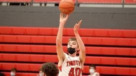 Boys Basketball: Timothy Christian's Ben VanderWal ends whirlwind recruitment, commits to Furman