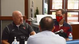 Yorkville School District 115 community forum participants split on mask policy