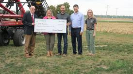 IVCC ag program receives $25,000 Compeer Financial grant