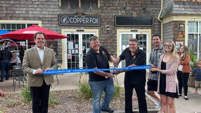 Geneva Chamber holds ribbon cutting ceremony for Copper Fox