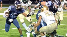 Football: Photos from Nazareth's game with St. Patrick