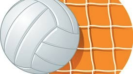 Volleyball teams back on the court tonight