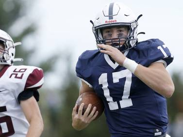 McHenry County notes: Cary-Grove's Jameson Sheehan doing it all to lead Trojans' offense