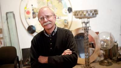 Sculptor Jim Jenkins of Geneva among exhibit's artists linked to Fermilab