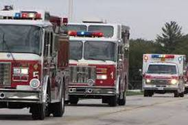 Kendall County area firefighters face decision: COVID-19 vaccine or test?