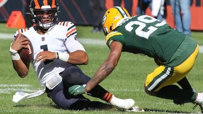 3 and Out: Inconsistencies cost Bears in 24-14 loss to Packers
