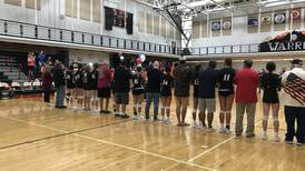 McHenry High School volleyball, football teams mark Sept. 11 with fundraiser for VFW
